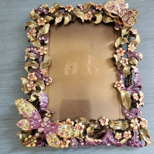 Argento SC Picture Frame with Swarovski Elements